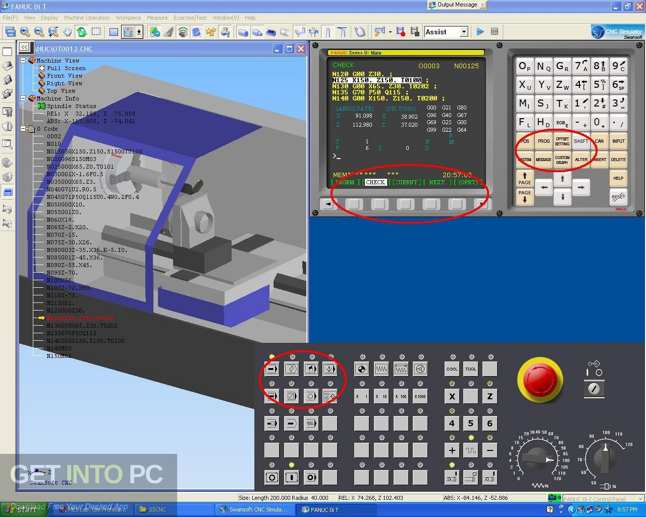 Nanjing Swansoft CNC Simulator 7 2 2 0 Free Download
