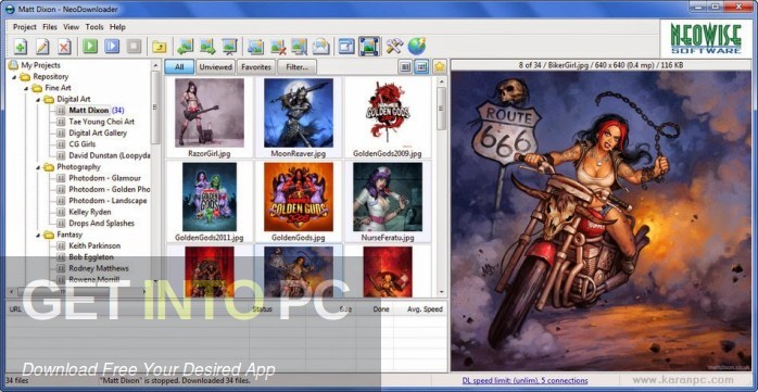 NeoDownloader v3 Direct Link Download-GetintoPC.com