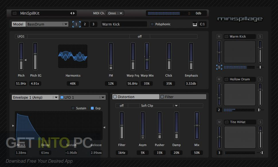 Plogue Plugins Pack Latest Version Download-GetintoPC.com