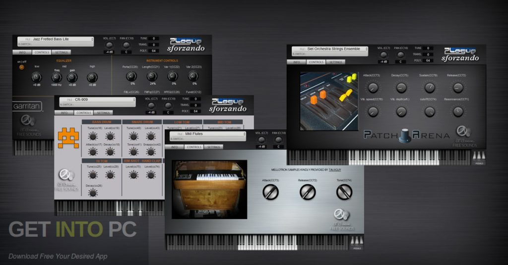 Plogue Plugins Pack Offline Installer Download-GetintoPC.com