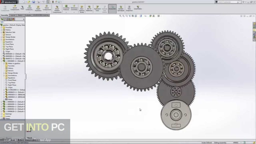 Solidworks 2015 Latest Version Download-GetintoPC.com