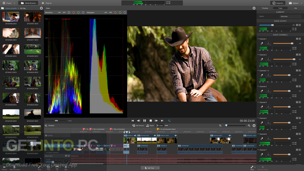 Sony Catalyst Production Suite 2018 Latest Version Download-GetintoPC.com