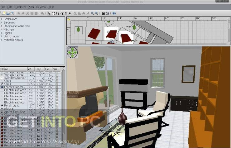 Sweet home 3d 6 free download for Carpet design software free download full version