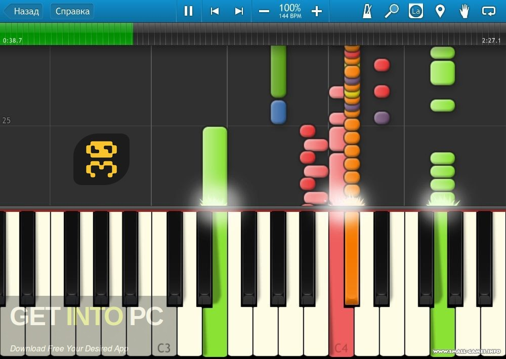 Synthesia 10.4 Direct Link Download-GetintoPC.com