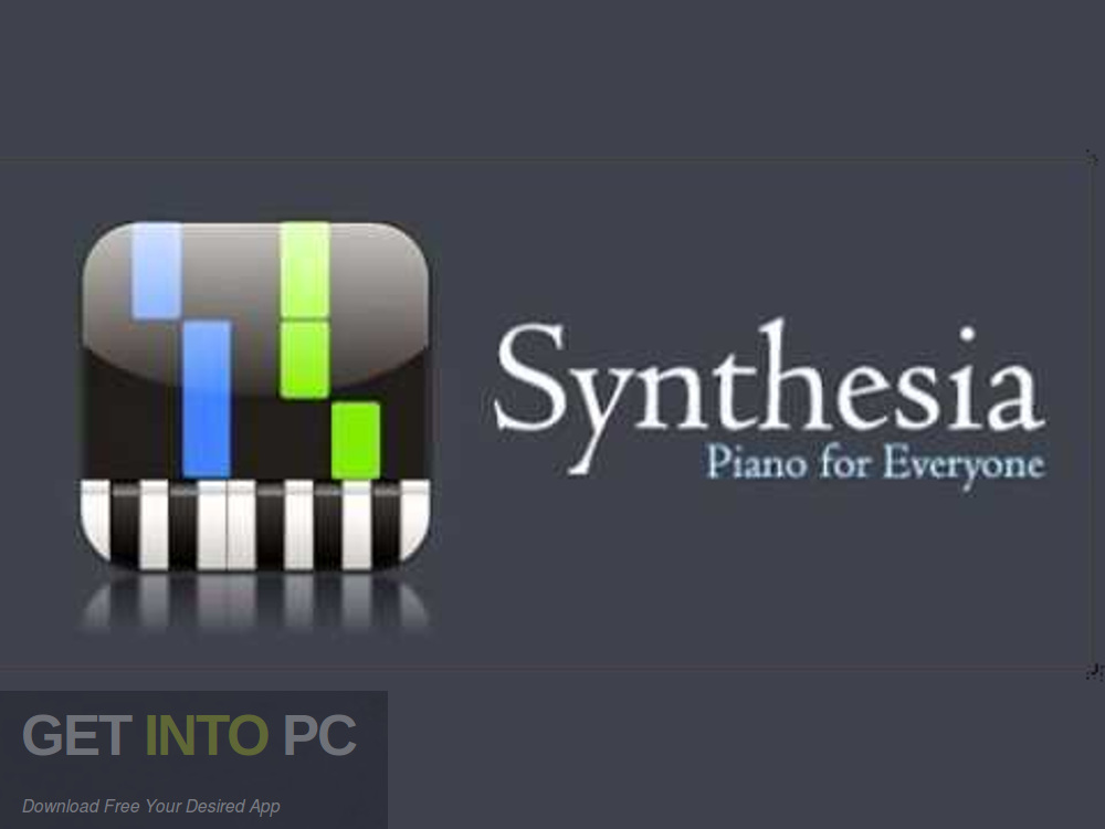 Synthesia 10.4 Free Download-GetintoPC.com