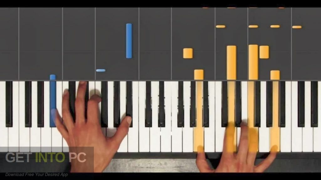 Synthesia 10.4 Offline INstaller Download-GetintoPC.com