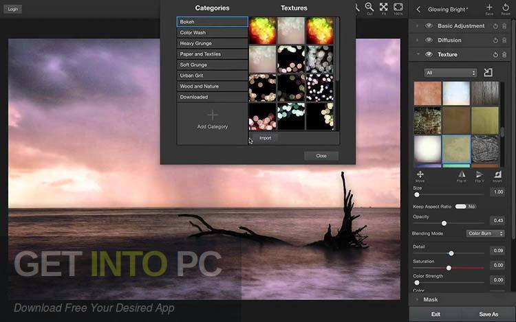 Topaz Texture Effects Free Download