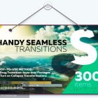 VideoHive Handy Seamless Transitions Pack Script Free Download-GetintoPC.com