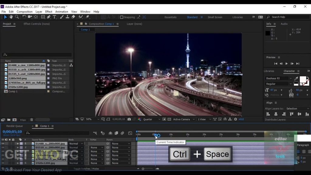 VideoHive Handy Seamless Transitions Pack Script Offline INstaller Download-GetintoPC.com