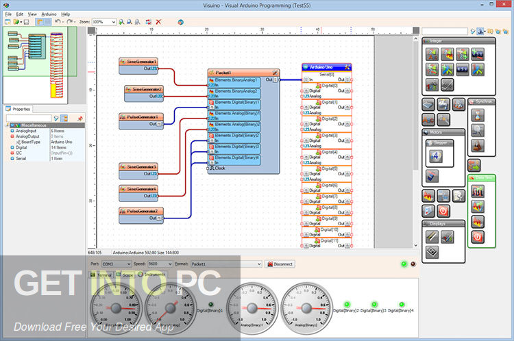 Visuino 7.8 Free Download