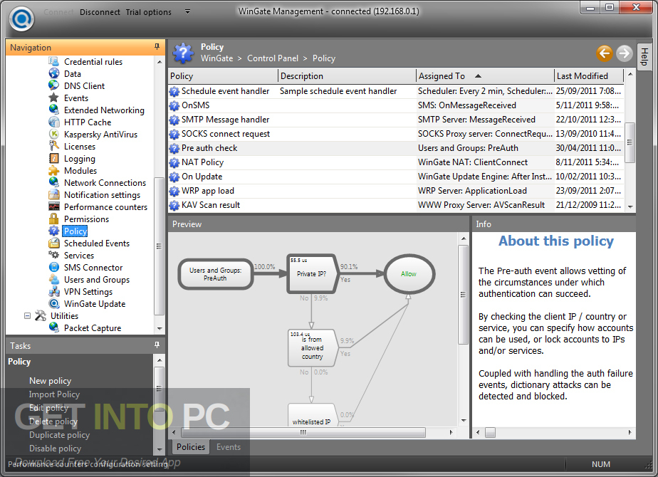 WinGate 9.1.5 Direct Link Download-GetintoPC.com