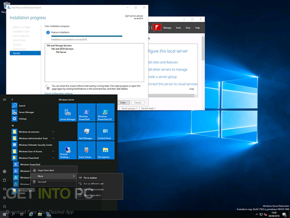 Windows 10 Enterprise 2019 LTSC Direct Link Download-GetintoPC.com