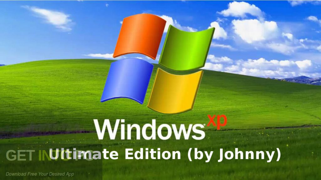 Windows XP Ultimate Edition (by Johnny) Free Download-GetintoPC.com
