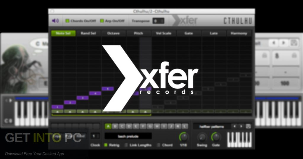 Xfer Records Cthulhu Free Download-GetintoPC.com