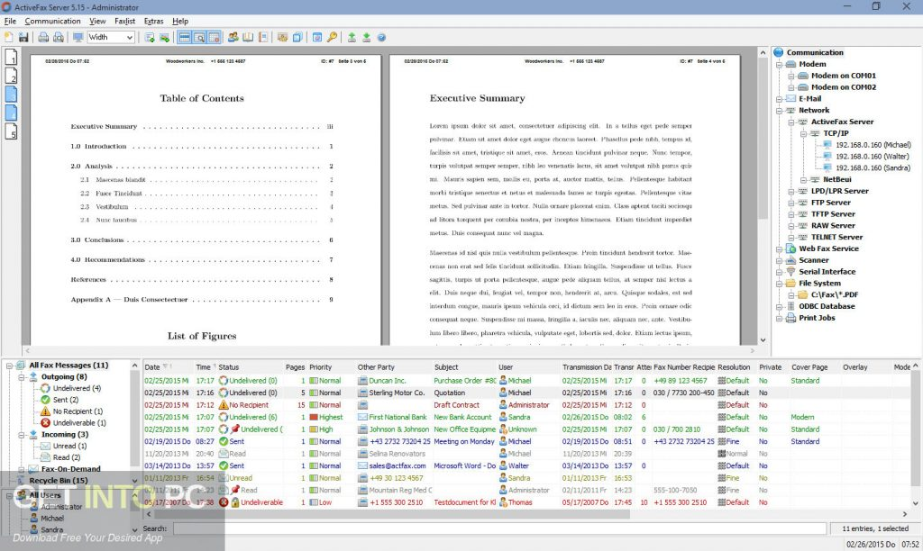 ActiveFax Server Latest Version Download-GetintoPC.com