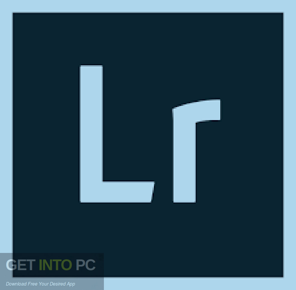 Adobe Lightroom CC 2019 Free Download-GetintoPC.com