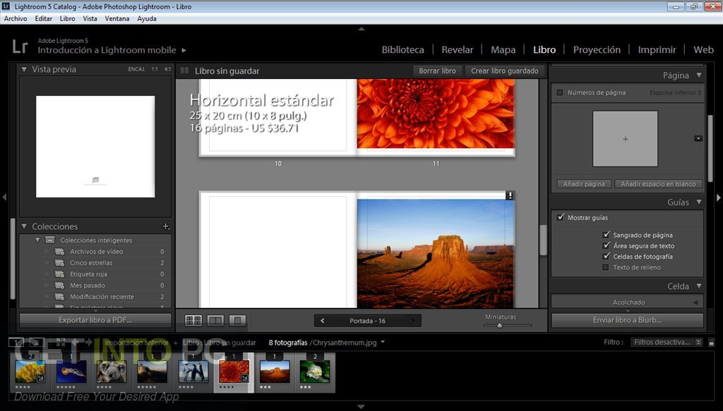 Adobe Lightroom CC 2019 Latest Version Download-GetintoPC.com