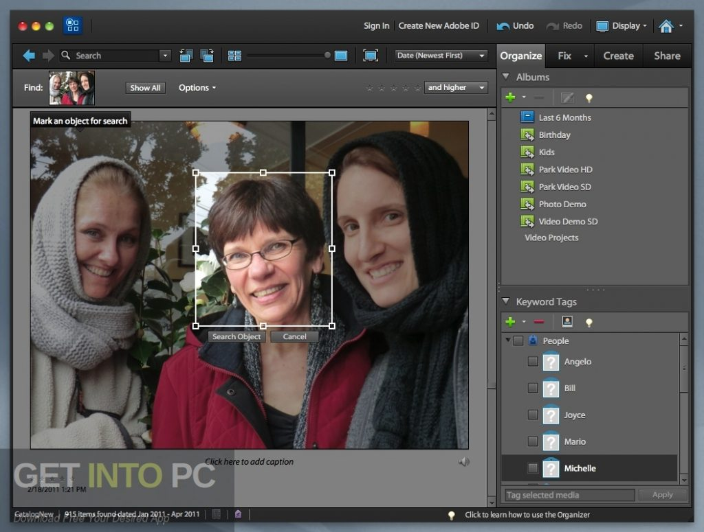 Adobe Photoshop Elements v10 Latest Version Download-GetintoPC.com