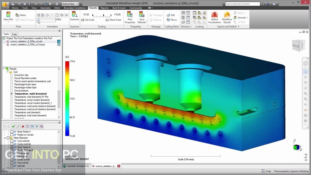 Autodesk Moldflow Insight 2019 Direct Link Download-GetintoPC.com