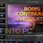Boris Continuum Complete 9.0.1 for After Effects Free Download-GetintoPC.com