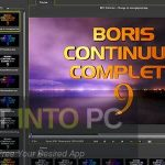 Download Boris Continuum Complete 9.0.1 for After Effects