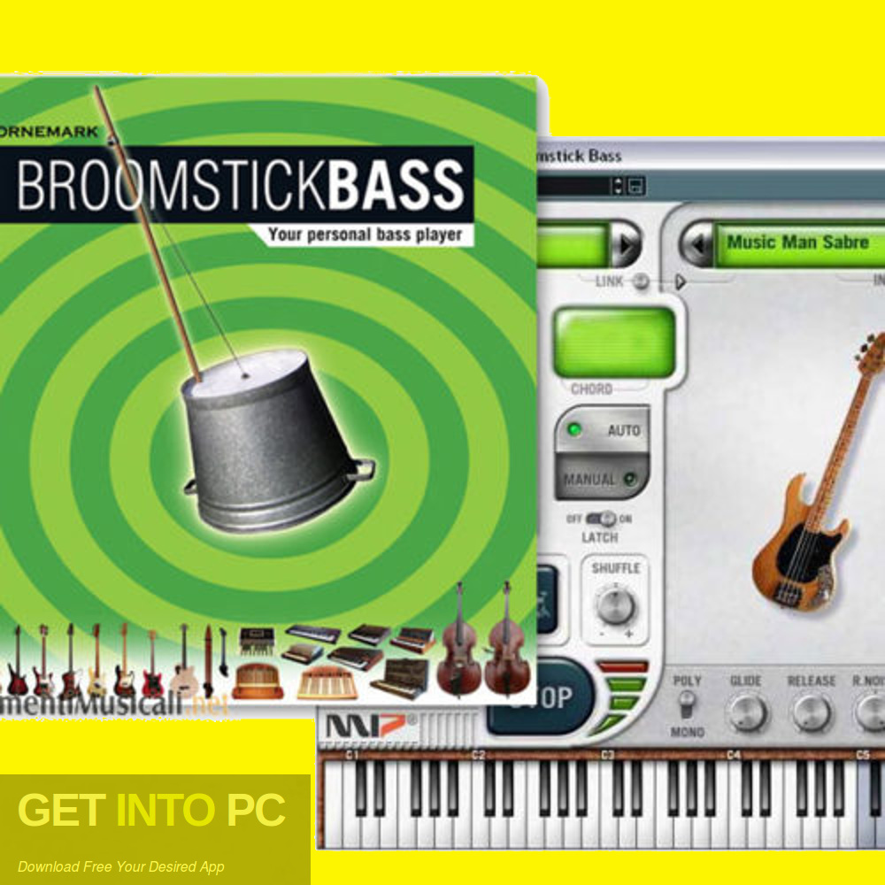 Bornemark Broomstick Bass VSTi Free Download-GetintoPC.com