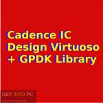 Download Cadence IC Design Virtuoso + GPDK Library