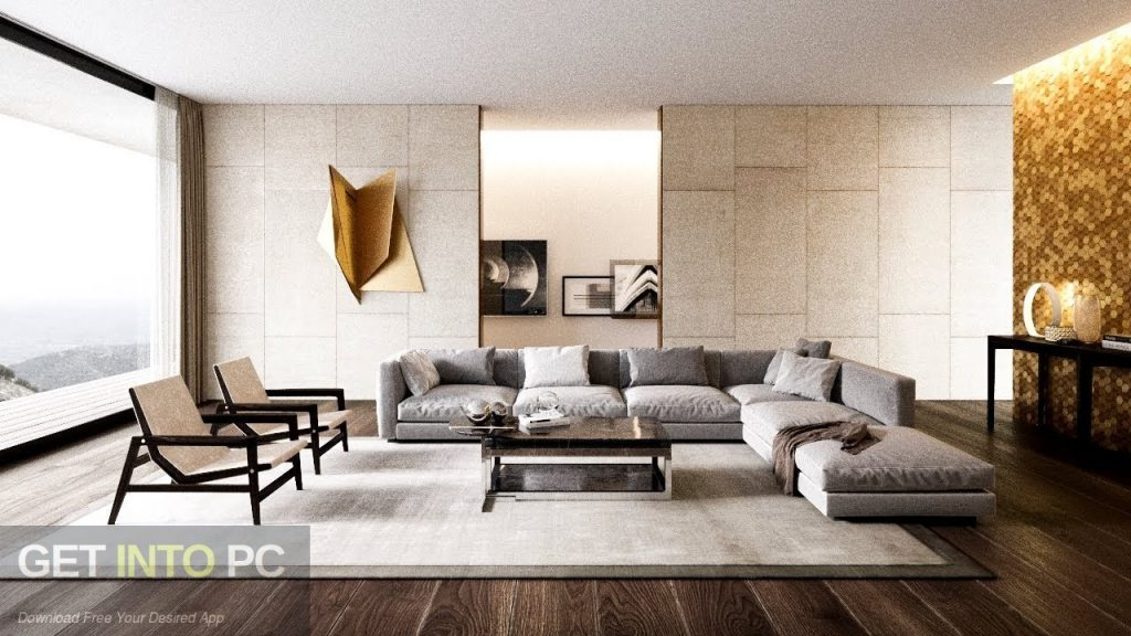 Corona Renderer 1.7.4 for 3ds Max 2012 - 2019 Direct Link Download-GetintoPC.com