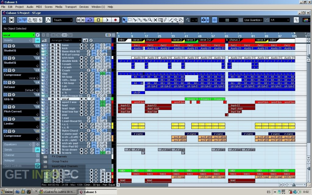 Cubase 5 Direct Link Download-GetintoPC.com