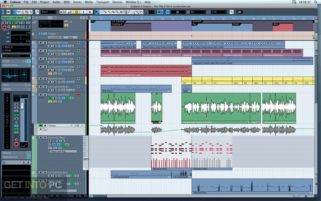 Cubase 5 Latest Version Download-GetintoPC.com