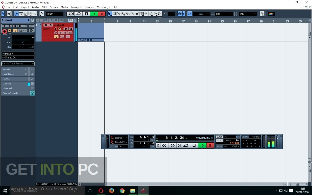 Cubase 5 Offline Installer Download-GetintoPC.com