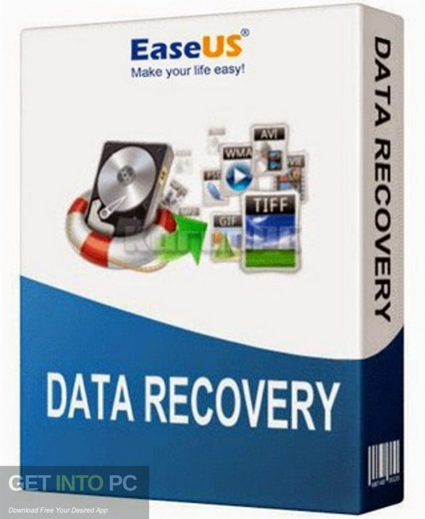 EaseUS Data Recovery Wizard WinPE Free Download-GetintoPC.com