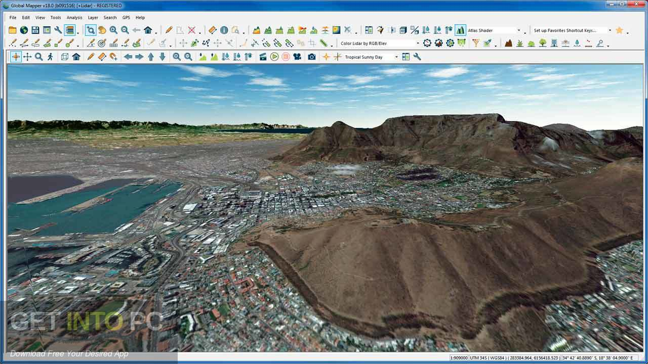 Global Mapper 20 Latest Version Download-GetintoPC.com