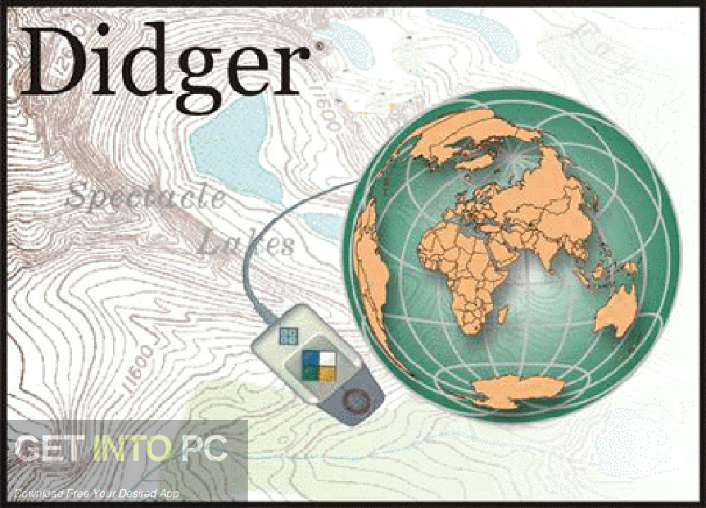 Golden Software Didger Free Download-GetintoPC.com