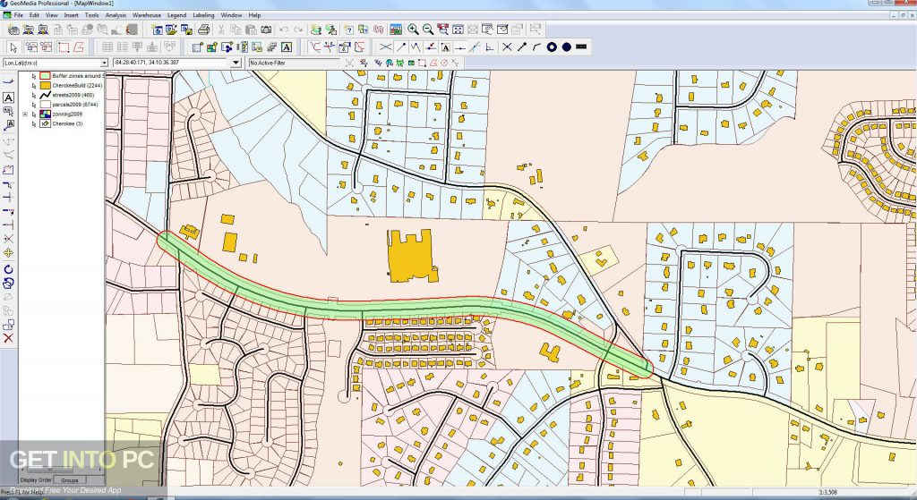 Intergraph GeoMedia Latest Version Download-GetintoPC.com