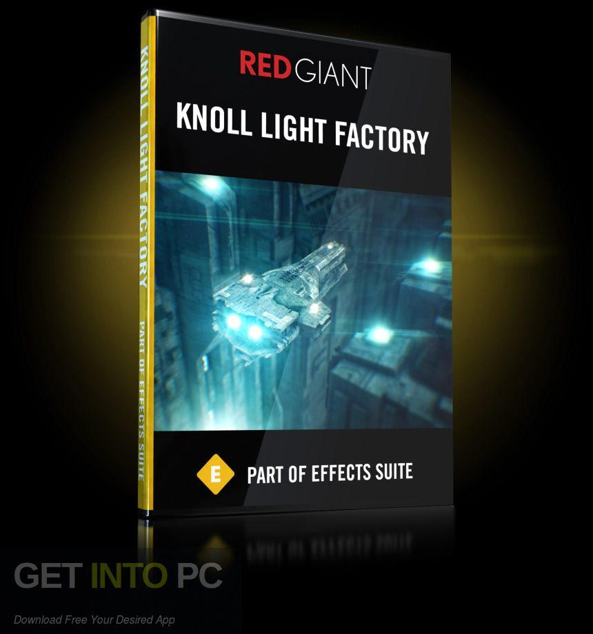 Knoll Light Factory for Photoshop Free Download-GetintoPC.com