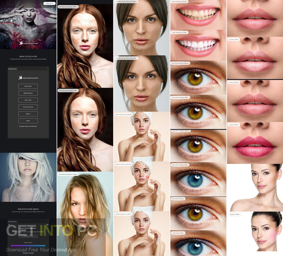 Magic Retouch Pro Latest Version Download-GetintoPC.com