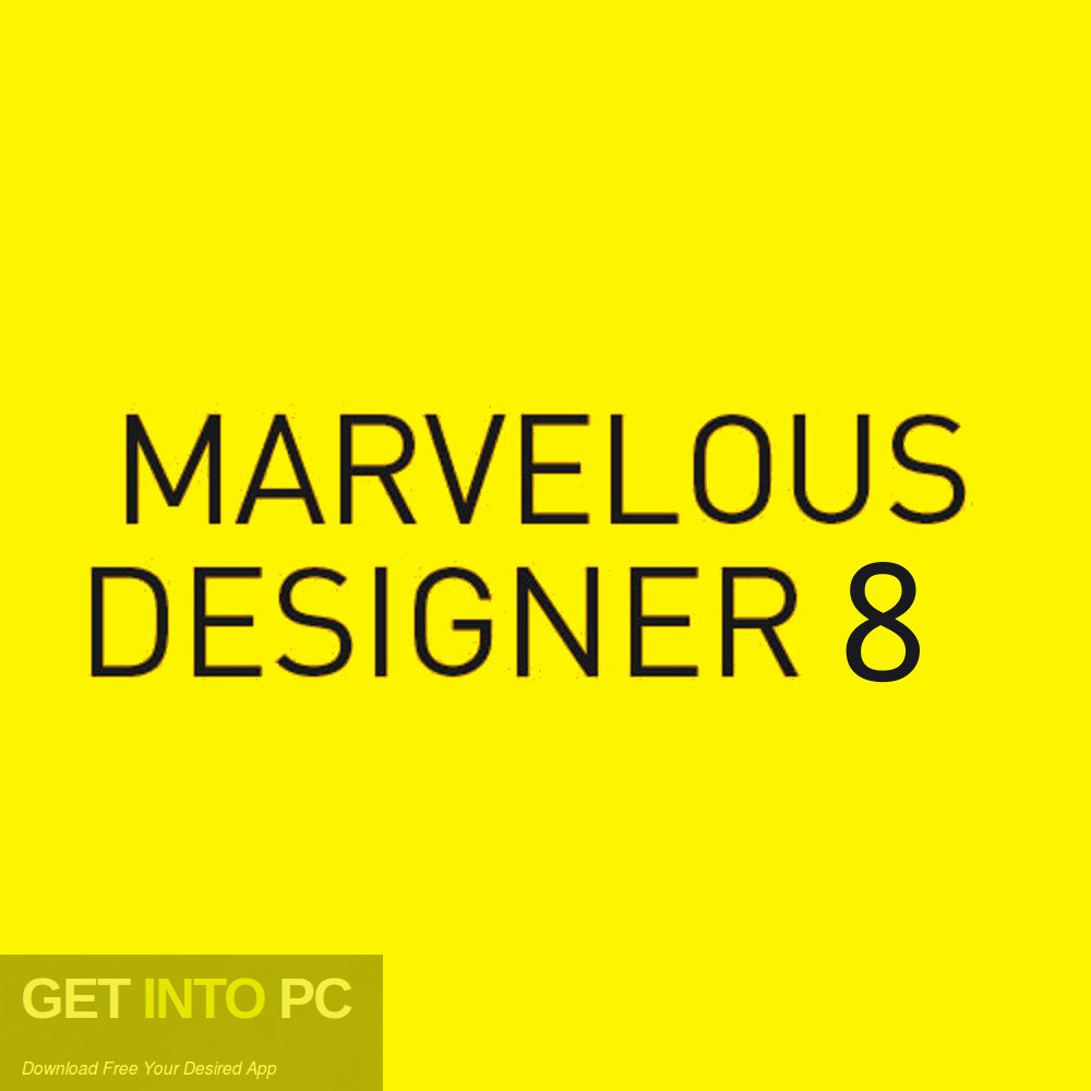 Marvelous Designer 8 Free Download-GetintoPC.com