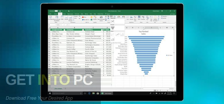 Microsoft Office 2019 for Mac Direct Link Download-GetintoPC.com