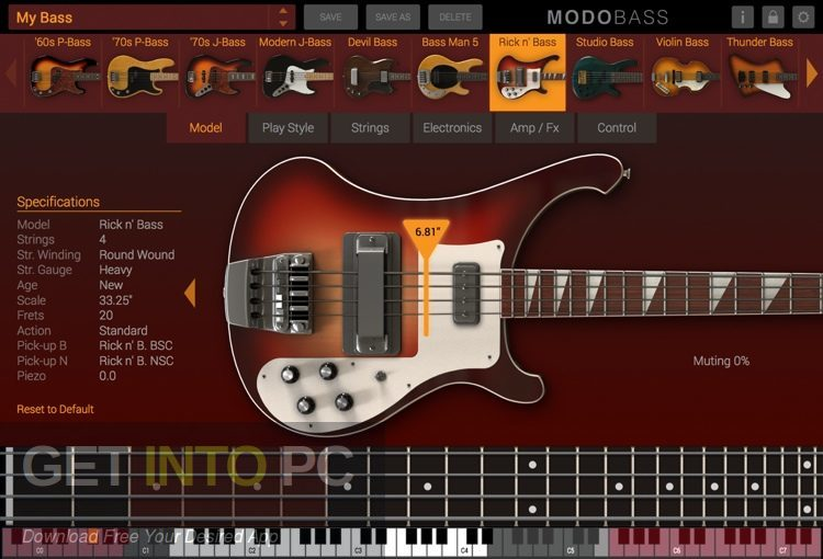 Modo Bass Offline Installer Download-GetintoPC.com