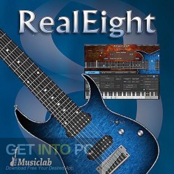 MusicLab RealEight Free Download-GetintoPC.com