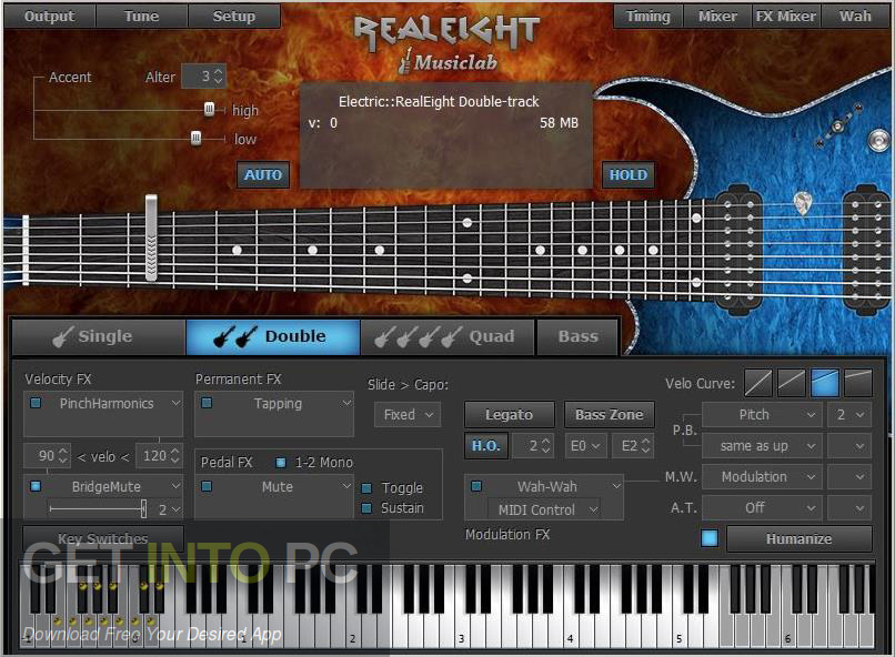 MusicLab RealEight Offline Installer Download-GetintoPC.com