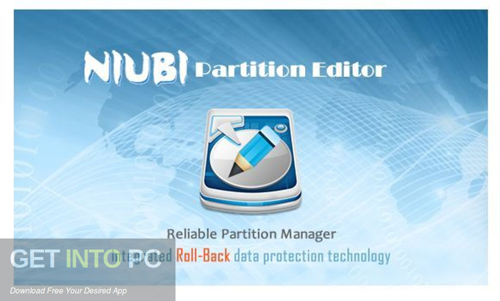 NIUBI Partition Editor Technician Free Download-GetintoPC.com