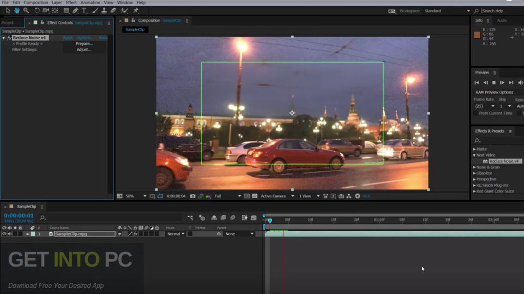 Neat Video Pro for OFX Latest Version DOwnload-GetintoPC.com