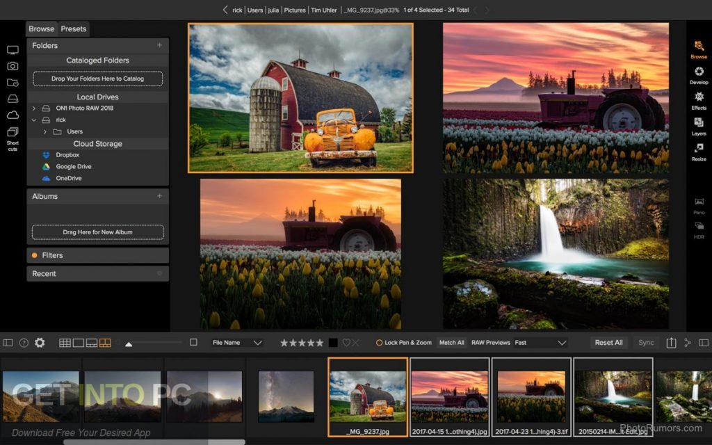 ON1 Photo RAW 2019 Latest Version Download-GetintoPC.com
