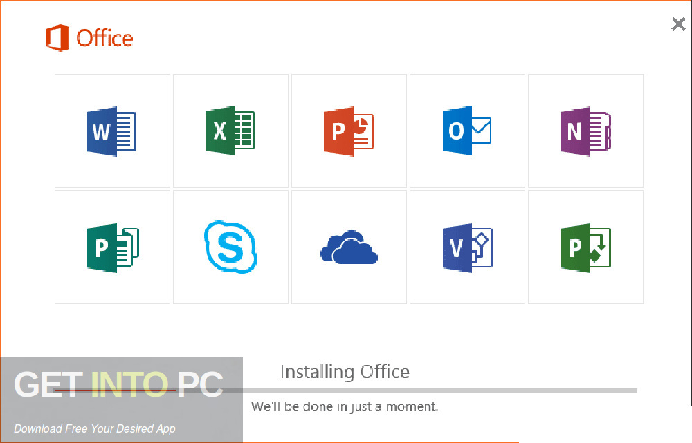Office 2016 Professional Plus November 2018 Direct Link Download-GetintoPC.com
