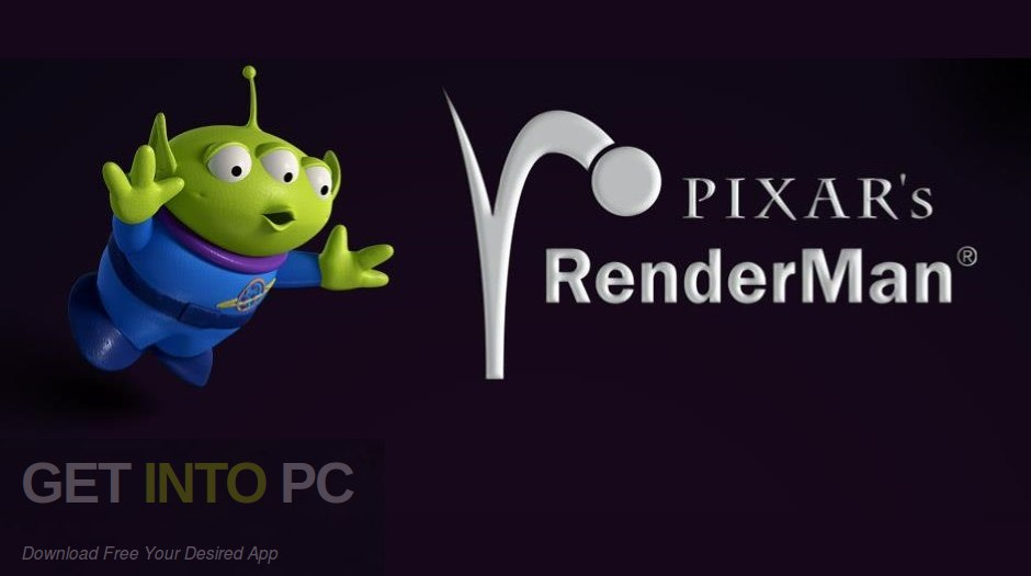 Pixar RenderMan Free Download-GetintoPC.com