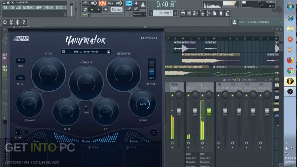 Polyverse Infected Mushroom Manipulator Latest Version Download-GetintoPC.com