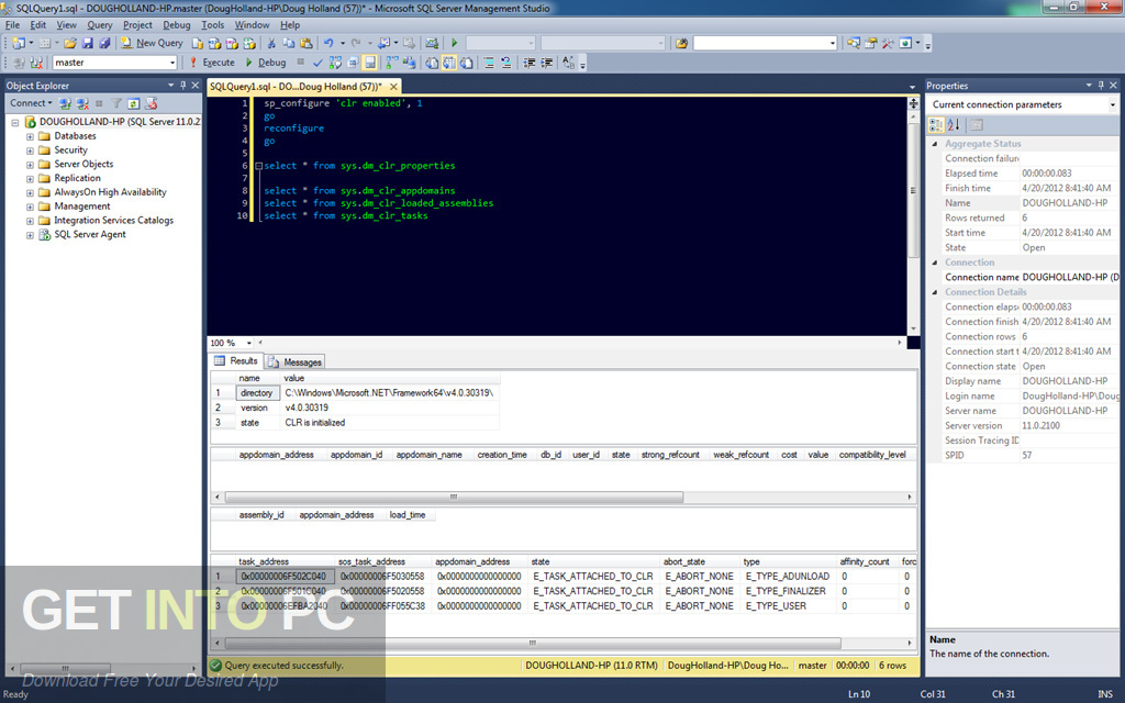 SQL Server 2012 EManagement Studio Direct Link Download-GetintoPC.com