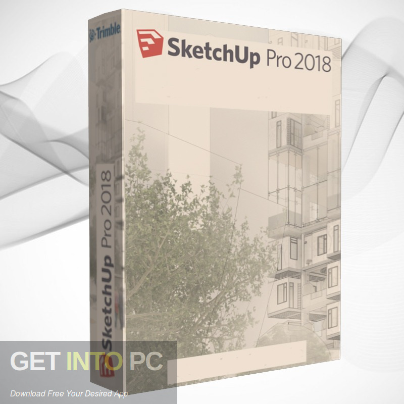 SketchUp Pro 2018 for MacOS Free Download-GetintoPC.com